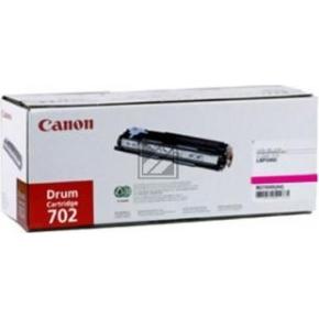 Canon nr.702M/9625A004AA lasertromle, rød, 40000s