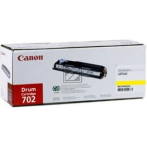 Canon nr.702Y/9624A004AA lasertromle, gul, 40000s