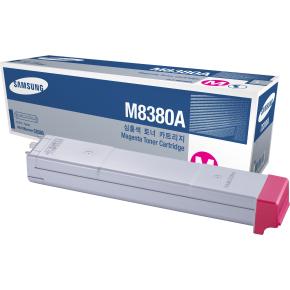 Samsung CLX-M8380A lasertoner, rød, 15000s