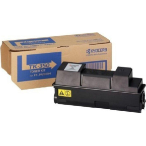 Kyocera TK-350 lasertoner, sort, 15000 s.