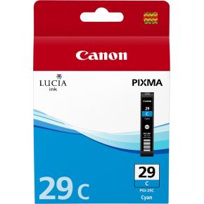 Canon PGI-29C Blækpatron cyan