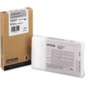 Epson C13T602700 blækpatron, lys sort, 110ml