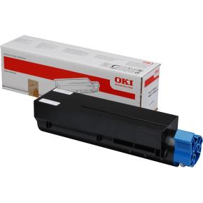 OKI 44574802 lasertoner, sort, 7000s