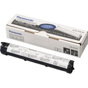 Panasonic KX-FA76X lasertoner, sort, 2000s