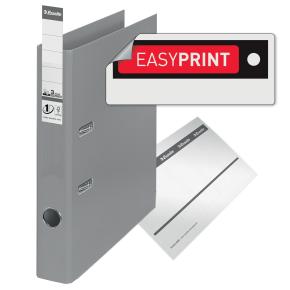 Esselte No.1 brevordner A4, 50mm, bordeaux