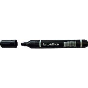b.n.t. Office permanent marker, 1-6mm, sort