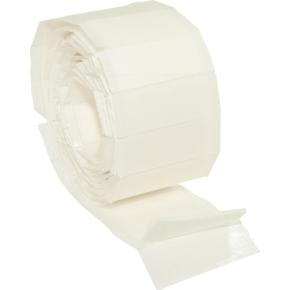 dobbeltklæbende puder Klæbepuder 12 x 25mm, 100stk   køb til fast lav pris   Lomax A/S dobbeltklæbende puder