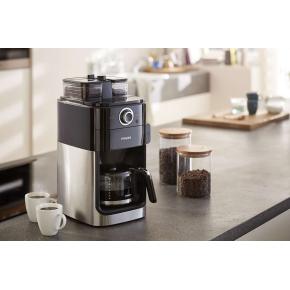 Philips HD7766/00 Kaffemaskine med kværn - køb til fast lav pris - Lomax A/S