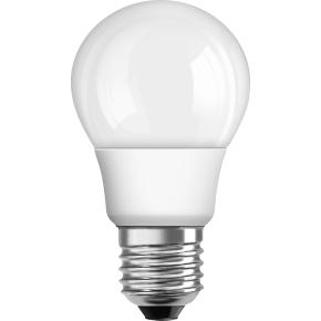 Osram LED Standardpære E27, 6W=40W, dæmpbar