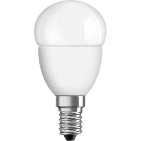 Osram LED Kronepære E14, 6W=40W, dæmpbar