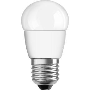 Osram LED Kronepære E27, 6W=40W