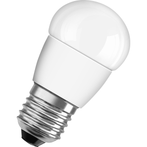 Osram LED Kronepære E27, 6W=40W, dæmpbar