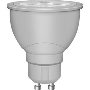 Osram LED Spotpære GU10, 4,6W=50W, dæmpbar