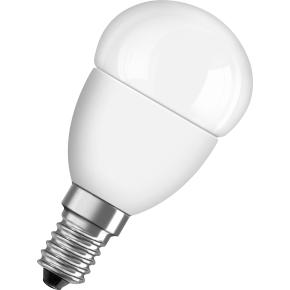 Osram LED Kronepære E14, 4W=25W, dæmpbar