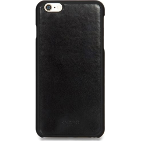 Knomo iPhone 6/6S Plus Moulded Case, sort
