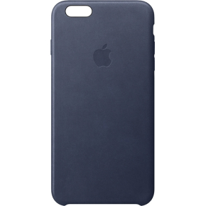 Apple iPhone 6s Leather Case, blå