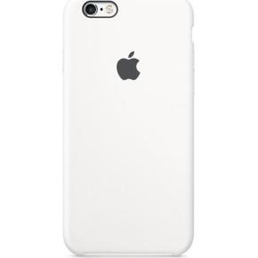 Apple iPhone 6s Silicone Case, hvid