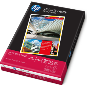HP ColourLaser papir, A4/100g/500ark