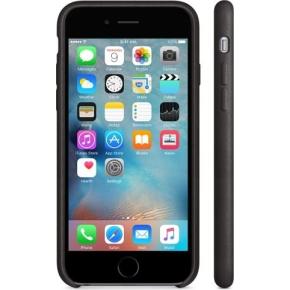 Apple iPhone 6s Plus Leather Case, sort
