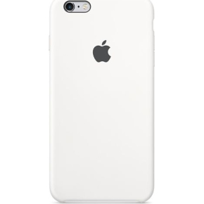 Apple iPhone 6s Plus Silicone Case, hvid