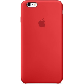 Apple iPhone 6s Plus Silicone Case, rød