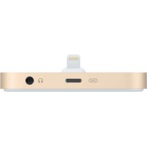 Apple iPhone Lightning Dock, gold