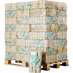 ØKO-BRIK træbriketter - 96x10 kg = 960 kg