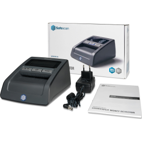 Safescan 155-S falsk-seddeldetektor