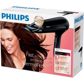 Philips HP8230/00 ThermoProtect Hårtørrer