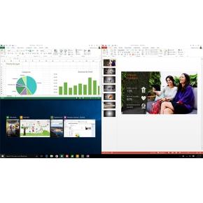Microsoft Windows 10 Home 64-bit (DK) OEM