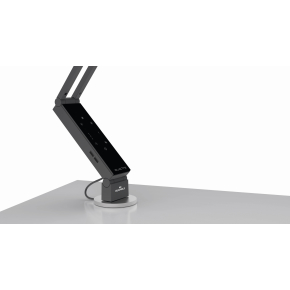 Luctra pro bordlampe linear m/bordford sort