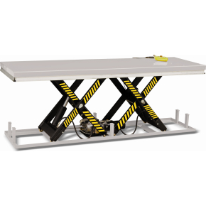 Silverstone el-løftebord, 2000 kg, 205-1000 mm