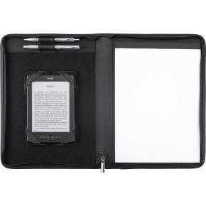 EuroStyle konferencemappe til tablet, sort