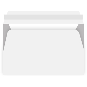 Mailman by Bong Peel & Seal Kuvert A5 M5, u/rude