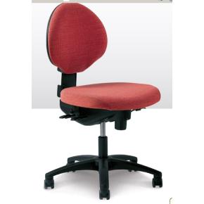 RBM 535 kontorstol, rød