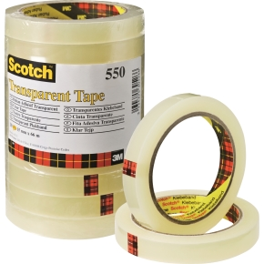 Scotch 550 Kontortape 15mm x 66 m
