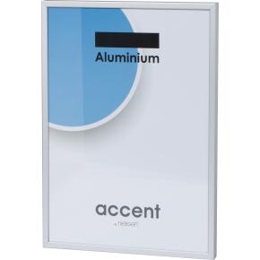 Accent Skifteramme 40 x 50 cm, sølv