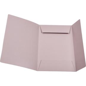 DKF Kartonmappe nr. 125, A4, grå