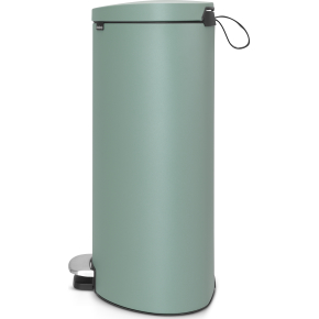 Brabantia Flatback Pedalspand 40 liter, mint