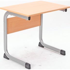 Class enkelt bord sølv, size 4