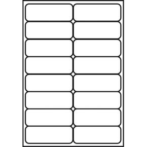 b.n.t. OfficeLine Multi etiket, 99,1x33,9mm