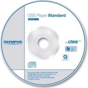 Olympus DSS Player dikteringsmodul