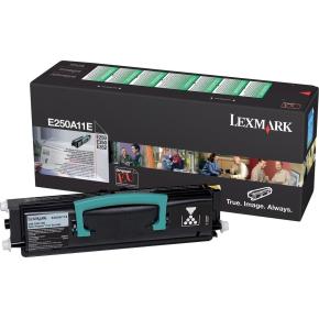 Lexmark E352H11E lasertoner, sort, 9000s