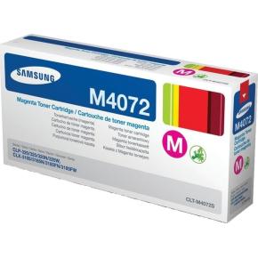 Samsung CLT-M4072S lasertoner, rød, 1000s