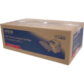 Epson C13S051125 lasertoner, rød, 9000s