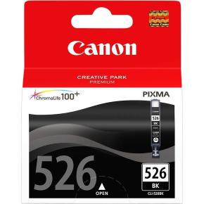 Canon CLI-526BK blækpatron, sort, 500s