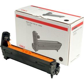 OKI 44035517 lasertromle, gul, 30000s