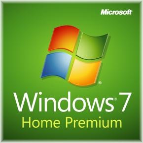 Windows 7 Home Premium 64 bit (DK) OEM