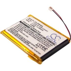 Jabra Pro 9400-serie, batteri