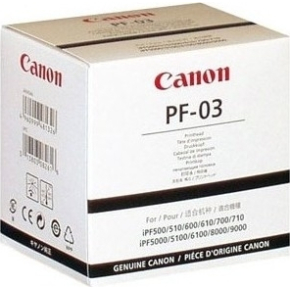 Canon PF-03 printhoved